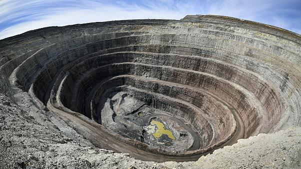 ثبت محدوده معدنی