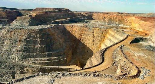 معدن حفاری شده و خرید مواد معدنی