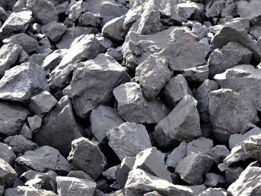 سنگ معدن استخراج شده